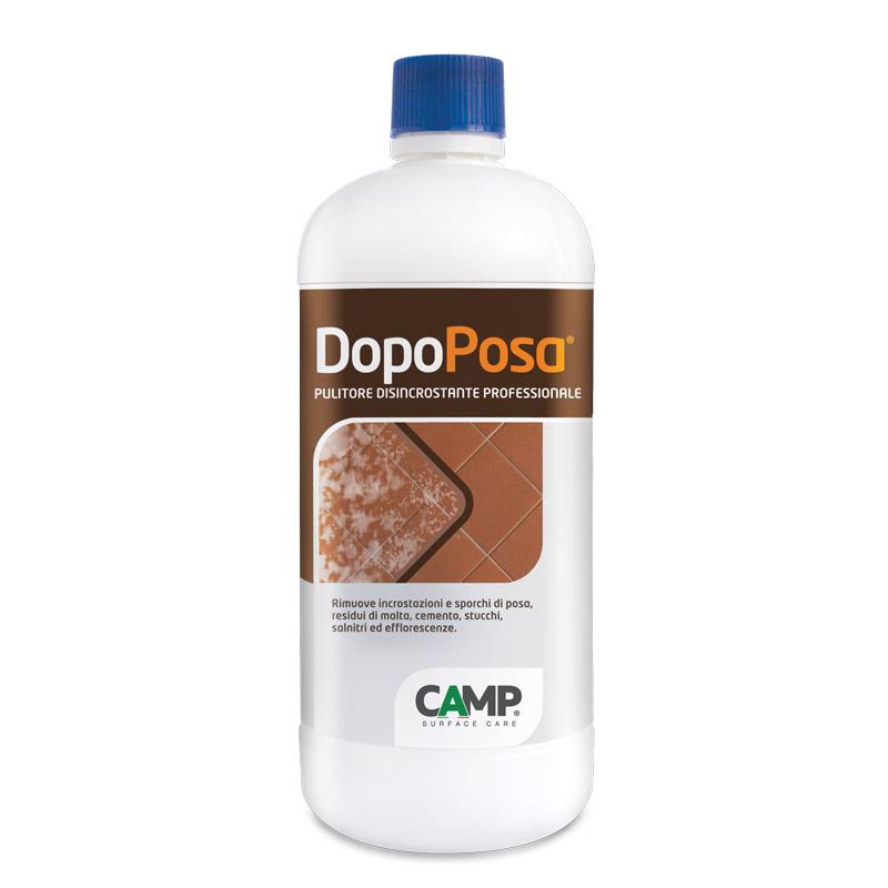 CAMP-DopoPosa®-Pulitore-disincrostante-dopo-posa-liquido-1l