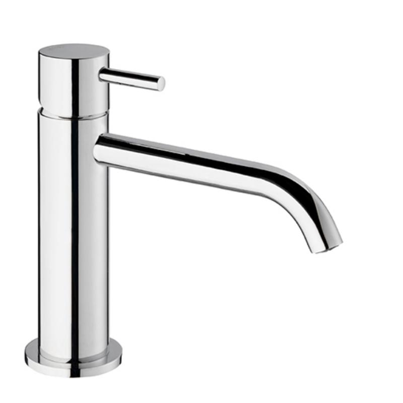 effepi-Tondì-Monocomando-lavabo-con-bocca-lunga-senza-scarico-Art.-15030LO