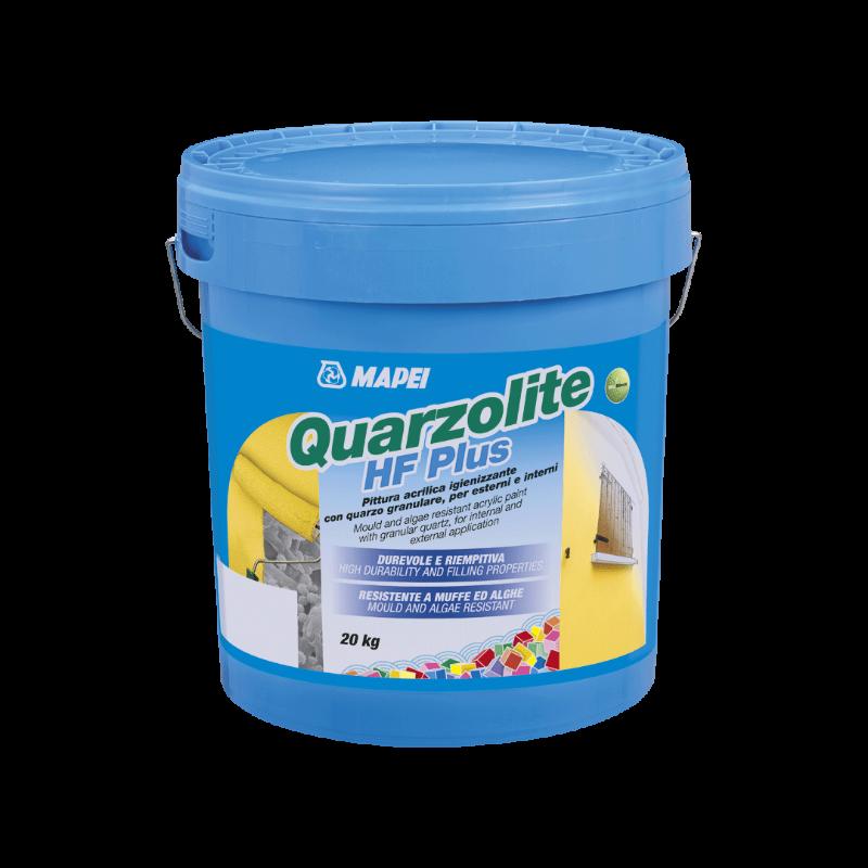 QUARZOLITE-HF-PLUS-MAPEI-Pittura-acrilica-igienizzante-con-quarzo-granulare-per-esterni-ed-interni