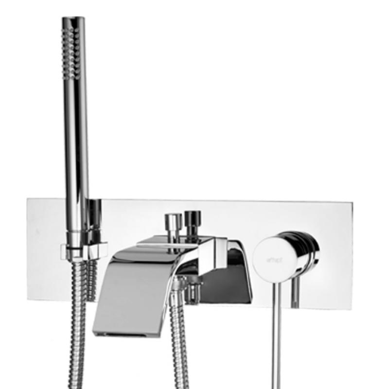 effepi-Thor-Monocomando-vasca/doccia-ad-incasso-Art.-9006