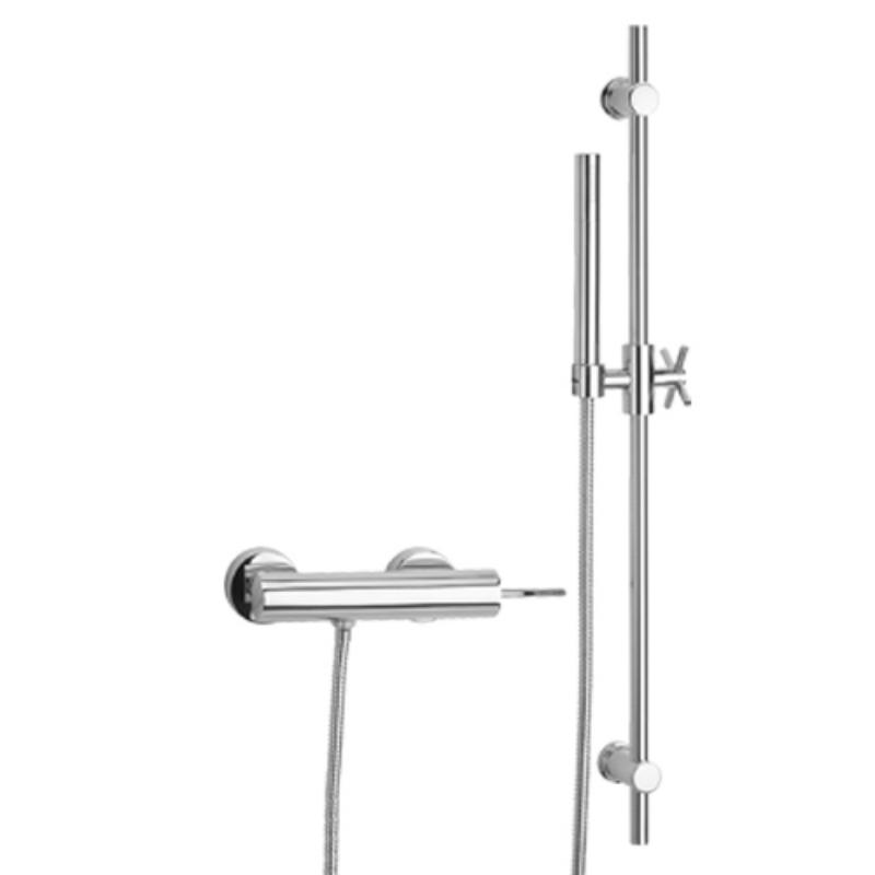 effepi-Thor-Monocomando-doccia-esterno-con-saliscendi-Art.-9146