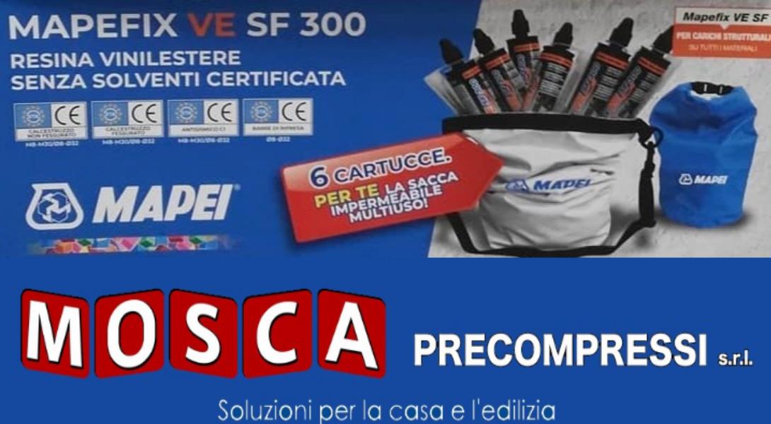 PROMO-MAPEI-6PZ-MAPEFIX-VE-SF300-+-1-PZ-SACCA-IMPERMEABILE-OMAGGIO